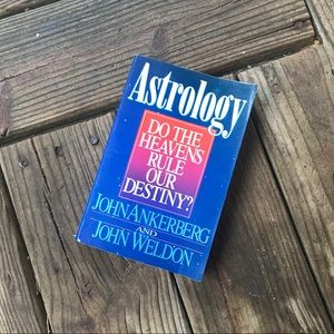 Astrology book